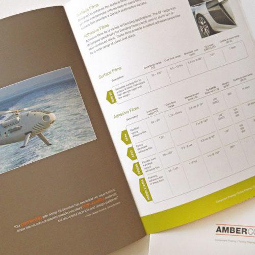Amber Composites Catalog