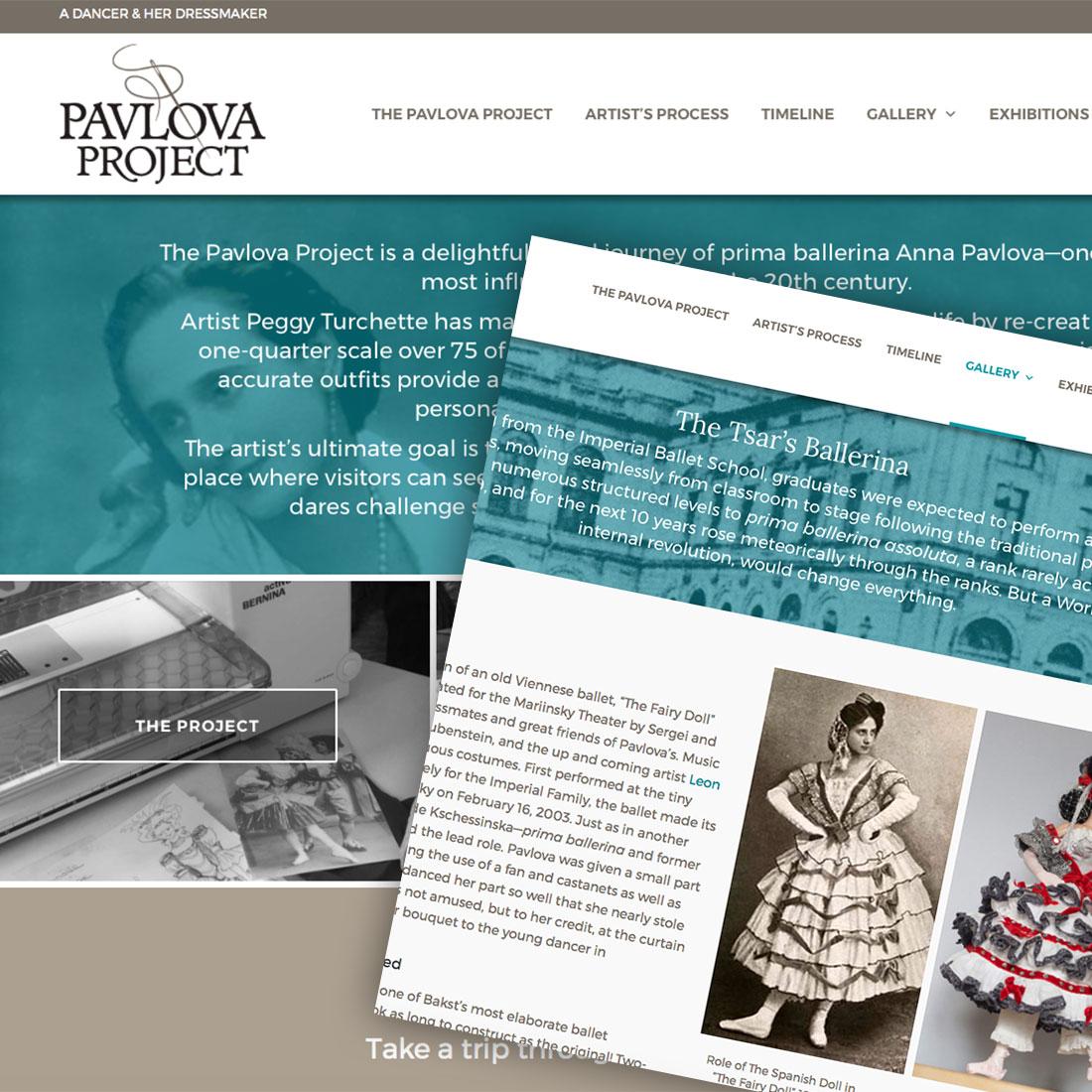 Pavlova Project