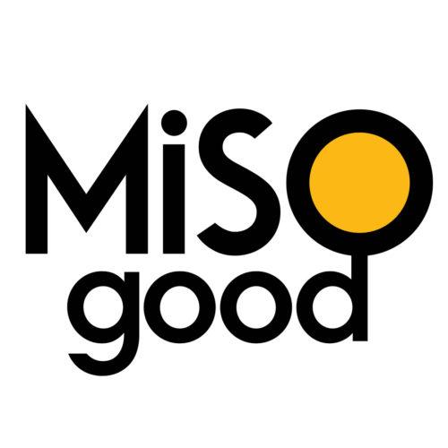 misogood logo design